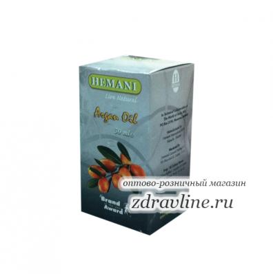 Аргановое масло Hemani, 30мл