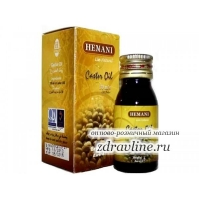 Натуральное Касторовое масло 30мл