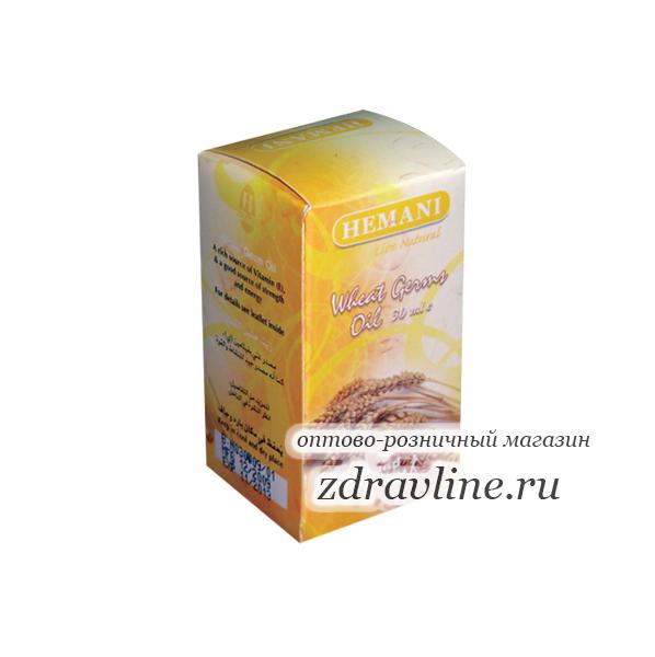 Масло зародышей Пшеницы 30мл.