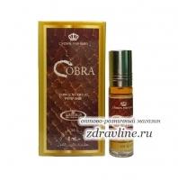 Масляные арабские духи Cobra / Кобра от Al-Rehab, 3мл