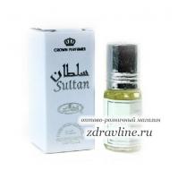 Масляные арабские духи Sultan от Al-Rehab, 3мл