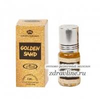 Арабские духи Golden Sand Al-Rehab, 3мл