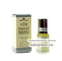 Восточные духи Secret man Al-Rehab, 3мл