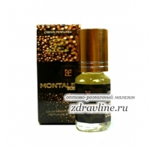 Масляные духи Montale Oud / Монталь Уд от Al Rayan, 3ml