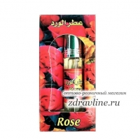 Масляные духи Rose