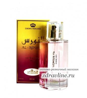 Арабский парфюм Nourus Al Rehab