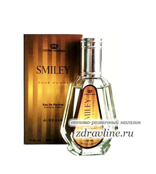 Парфюмерная вода Smiley Al Rehab
