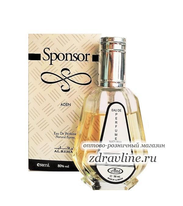 Мужские духи Sponsor Al-Rehab / Спонсор, 50мл