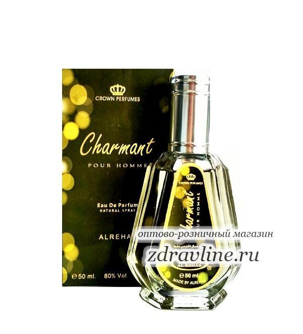 Мужская парфюмерная вода Charmant, 50 мл