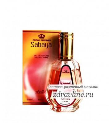 Восточные духи Sabaya / Сабайя Al-Rehab, 50мл