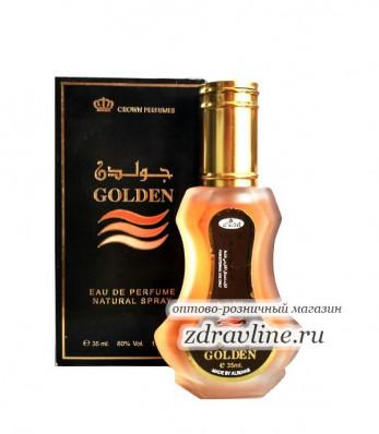Восточные духи GOLDEN Al-Rehab, 35мл