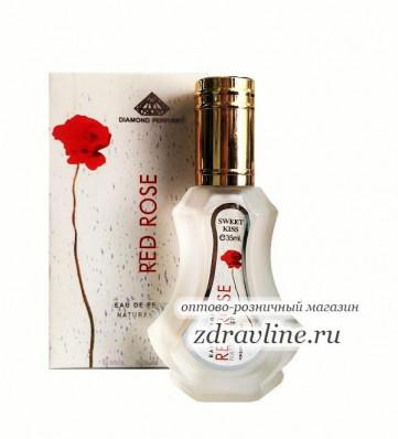 Арабские духи Red Rose / Ред Роуз AL-REHAB, 35ml