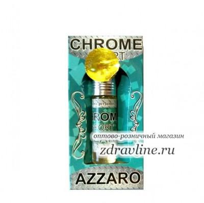 духи Chrome Sport Azzaro Al Rayan (Азаро Хром Спорт)