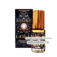 Мужские  духи Sheikh Gold