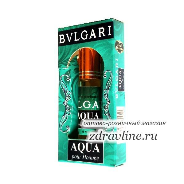 духи Buvlgari Aqua