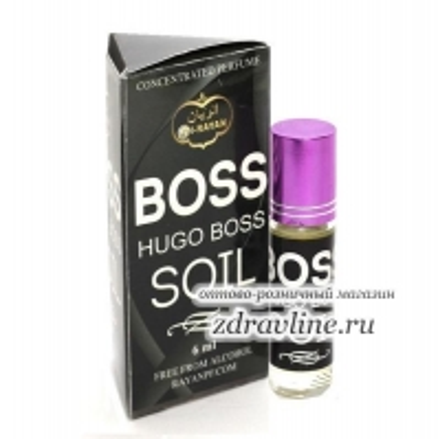 духи BOSS hugo Boss SOUL (Босс)