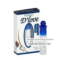 Арабские духи Dlove (Любовь)