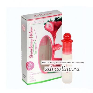 Масляные духи Strawberry Melon (Клубника Дыня)