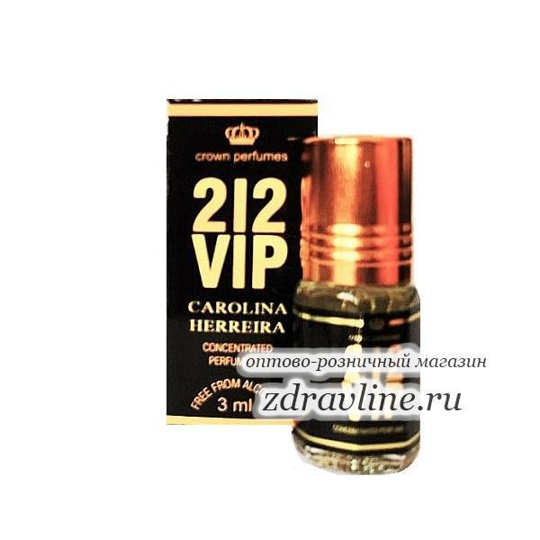 Духи Carolina Herrera 212 Vip (Каролина Эррейра 212 Вип)