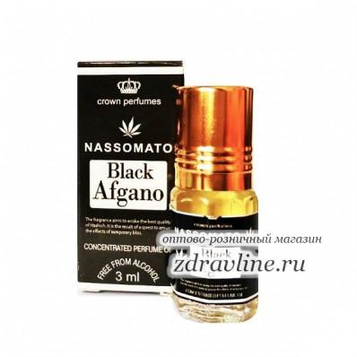 Духи Black Afgano Nasomatto (Блек Афкано Насоматто)