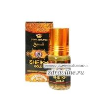 Духи Sheikh Gold (Шейх Голд)