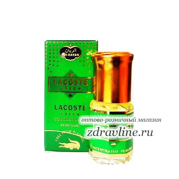 Духи Lacoste Green (Лакост Грин)