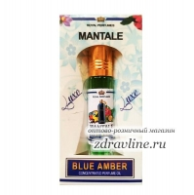 Montale Blue Amber (Монталь Блю Амбер)