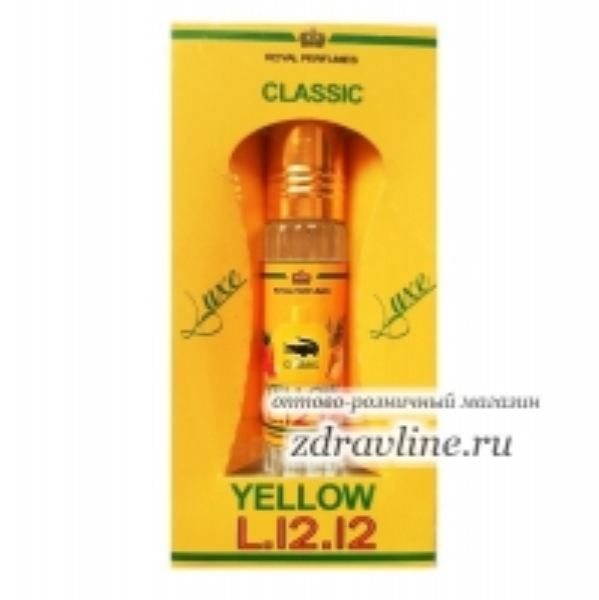 Lacoste Classik Yellow L.12.12 (Лакост Классик Желтый Л. 12.12)