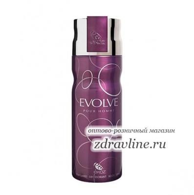 Дезодорант Ekoz Evolve (Эволюция)