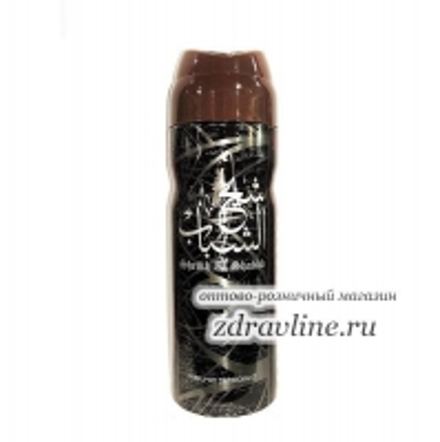 Дезодорант Sheikh Al Shabaab (Шейх Аль Шабаб)