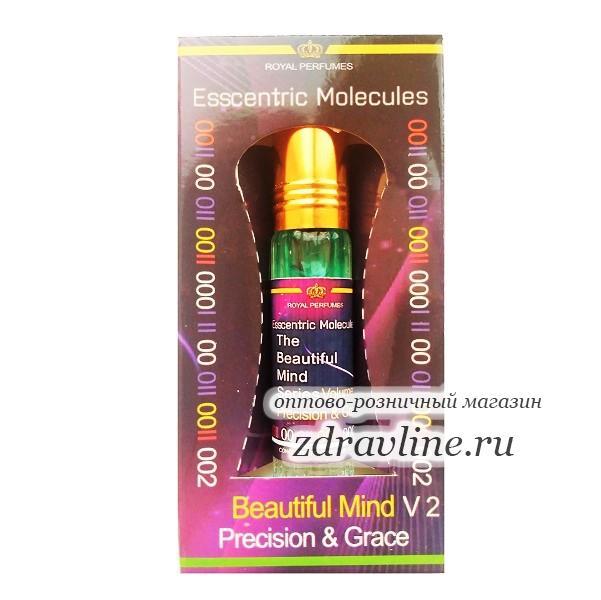 Духи Esscentric Molecule Beautiful Mind Precision & Grace