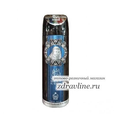 Мужской дезодорант Sheikh Al Watan (Шейх Аль Ватан)