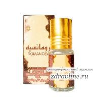 Арабские духи Romancea