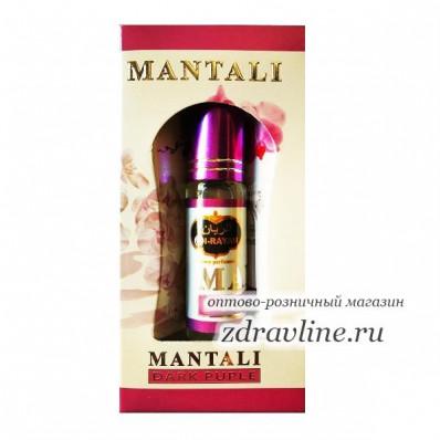 Масляные духи Mantali Dark Puple
