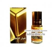 Масляные духи Golden Dust