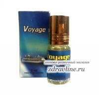 Масляные духи унисекс Voyage / Вояж, 3 мл