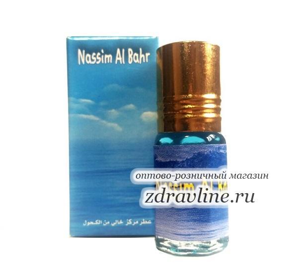 Масляные духи Nassim Al Bahr