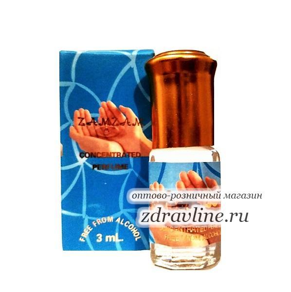 Арабские масляные  духи ZamZam