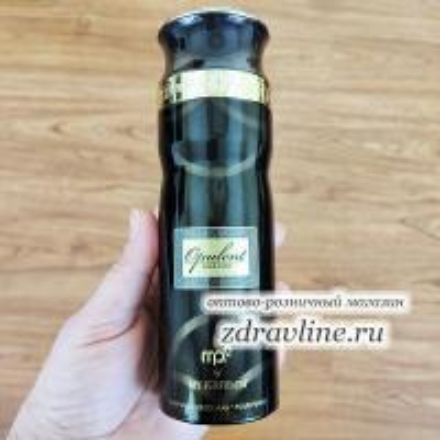 Дезодорант Opulent Gold Dust
