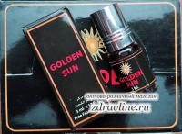 духи Golden Sun (Золотое Солнце)