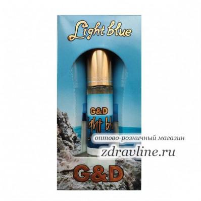 Dolce And Gabbana D&G Light Blue