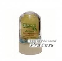 Природный дезодорант Алунит