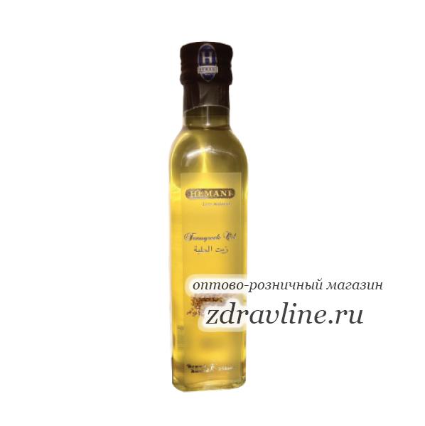 Масло Пажитника (Хельбы) HEMANI, 250мл