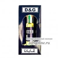 Масляные духи D&G