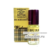 Масляные духи Burberry Weekend