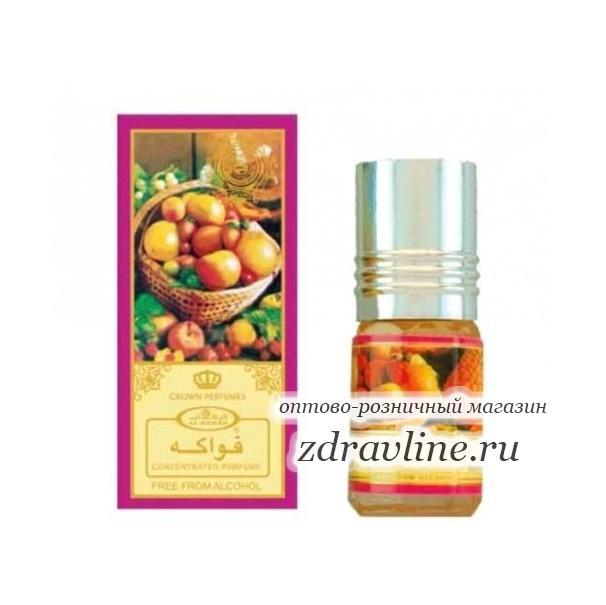 Арабские духи Fruit / Фрут Al-Rehab, 3мл