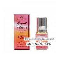 Восточные духи Sabaya Al-Rehab, 3мл