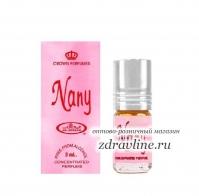 Арабские миск духи Nany / Нани Al-Rehab, 3ml