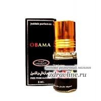 Арабский парфюм Obama