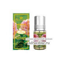 Арабские масляные духи Nebras / Небрас Al-Rehab, 3мл